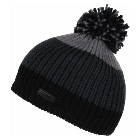 Dětská zimní čepice Regatta DAVIN II černá