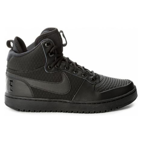 Nike Court borough Mid Winter černé AA0547-002