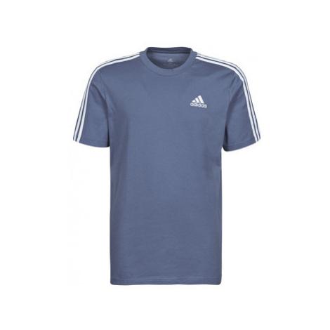 Adidas M 3S SJ T Modrá