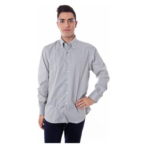 GIANFRANCO FERRÈ košile s dlouhým rukávem Barva: Modrá Gianfranco Ferré