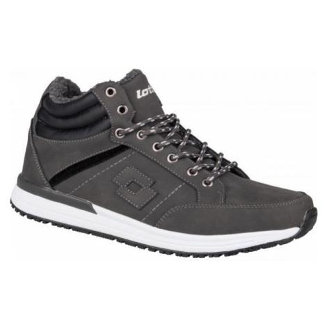 Lotto HADES tmavě šedá - Pánská zimní obuv