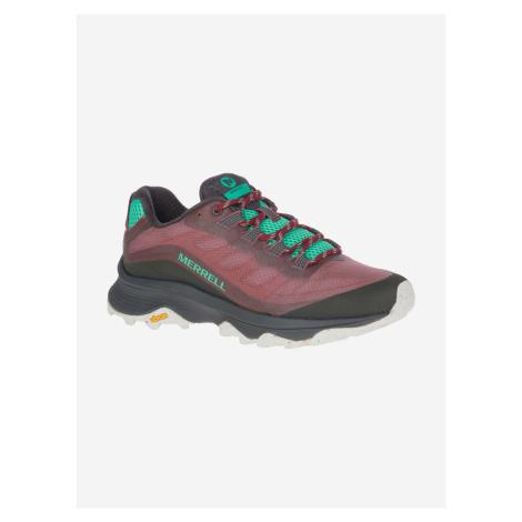 Moab Speed Outdoor obuv Merrell Červená