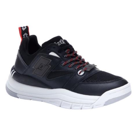 Lotto ATHLETICA SIRIUS W černá - Dámské volnočasové boty
