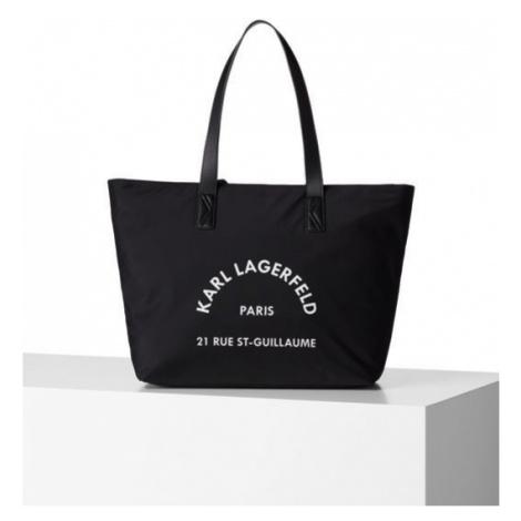 Taška Karl Lagerfeld Rue St Guillaume Nylon Tote