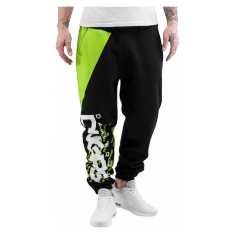 Dangerous DNGRS kalhoty pánské Sweat Pant Noah in black