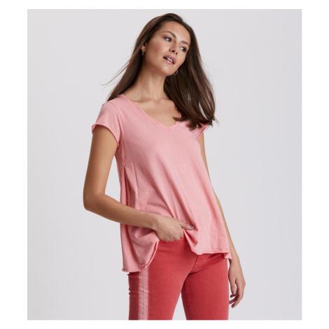 Tričko Odd Molly Trashin´ Top - Růžová