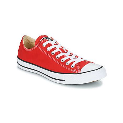 Converse CHUCK TAYLOR ALL STAR CORE OX Červená
