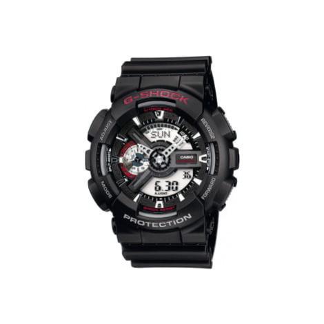 Casio G-Shock GA 110-1AER černé / červené