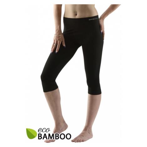 GINA Dámské 3/4 kalhoty 95033-MxC černá