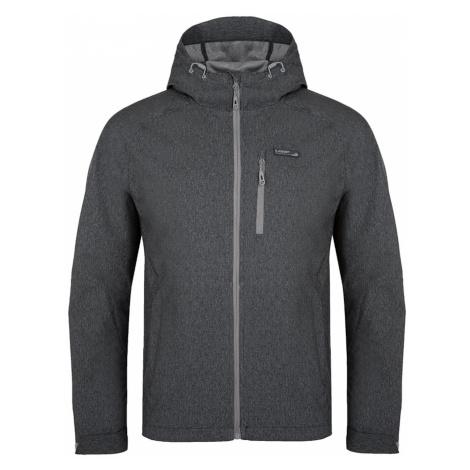 LAWER men's softshell jacket gray LOAP