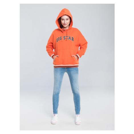 Big Star Woman's Hooded Sweatshirt 158839 -703
