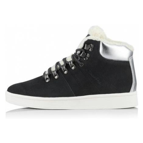 Mandeltna šedá dámská městská obuv ALPINE PRO