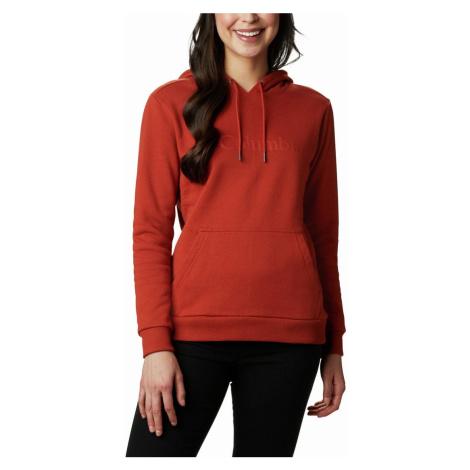 Mikina Columbia™ ogo Hoodie - červená