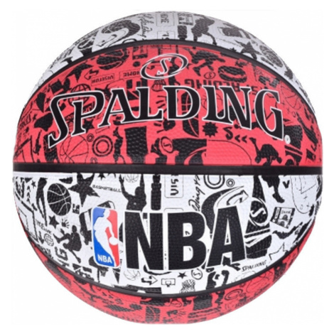 SPALDING NBA GRAFITTI RUBBER BALL 83574Z