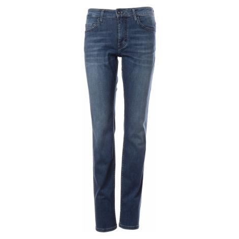 Mustang jeans Sissy Slim S&P dámské tmavě modré