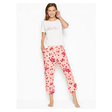 Victoria's Secret pyžamo / Pink Fizz Cherries