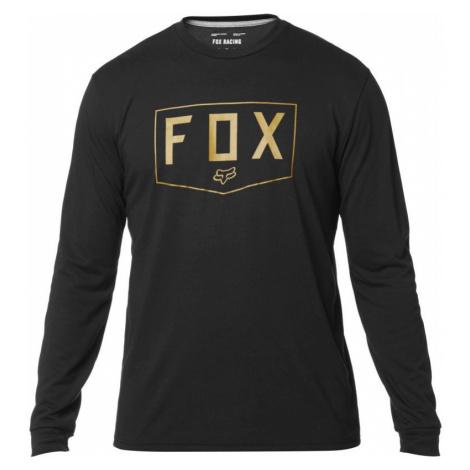 TRIKO FOX Shield Tech L/S - černá