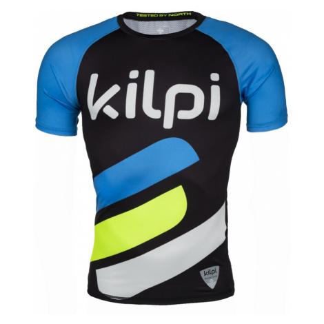 KILPI Pánské funkční triko VICTORI-M IM0663KIBLU Modrá