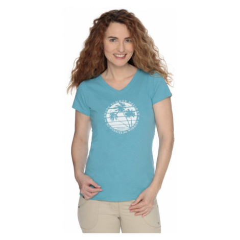 Dámské tričko BUSHMAN KELLY modrá