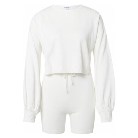 Missguided Domácí oblečení přírodní bílá
