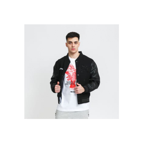 Wasted Paris Varsity Jacket černá