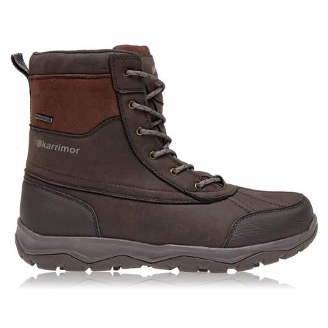 Pánská zimní obuv Karrimor