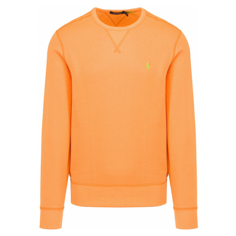 Mikina Polo Ralph Lauren LSCNM1 oranžová