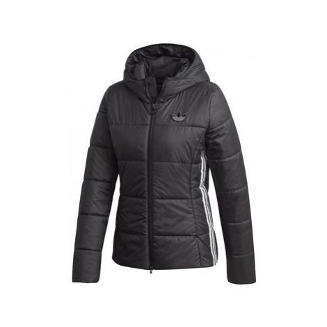 Adidas Slim Jacket Černá