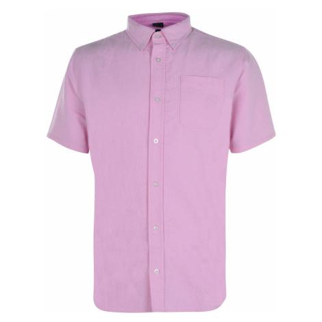 Firetrap Short Sleeve Oxford Shirt Mens