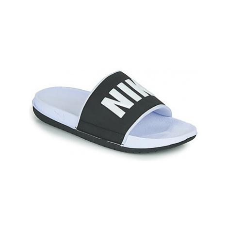 Nike OFFCOURT SLIDE Bílá