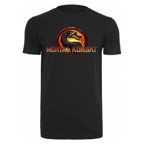 Mortal Kombat Logo Tee Urban Classics