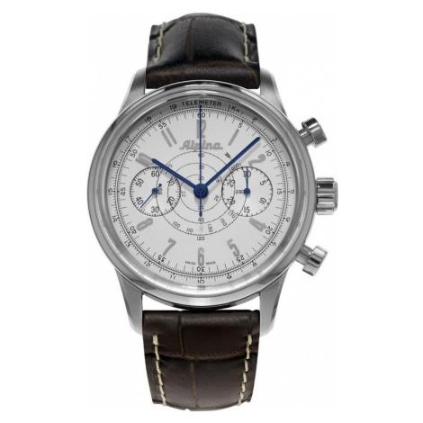 Alpina Startimer Heritage Pilot Chronograph AL-860S4H6