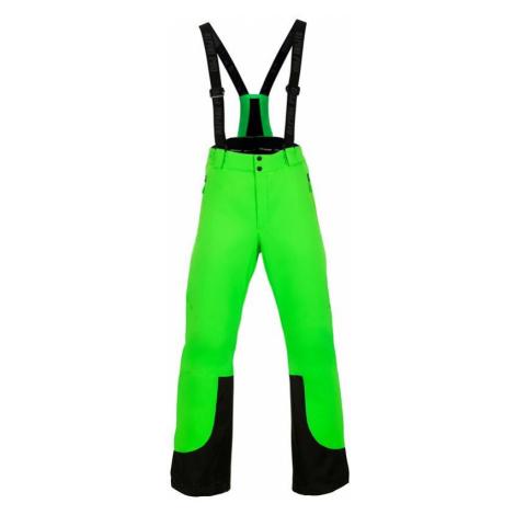 Pánské lyžařské kalhoty Alpine Pro NUDD 4 - zelená
