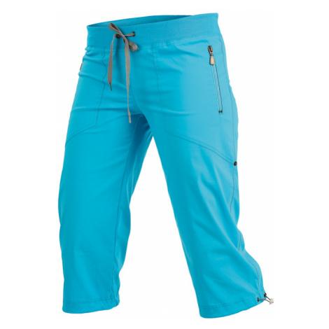 LITEX Kalhoty dámské v 3/4 délce bokové. 99583504 tmavě tyrkysová