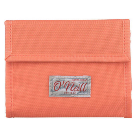 O'Neill BM POCKETBOOK WALLET oranžová - Dámská peněženka