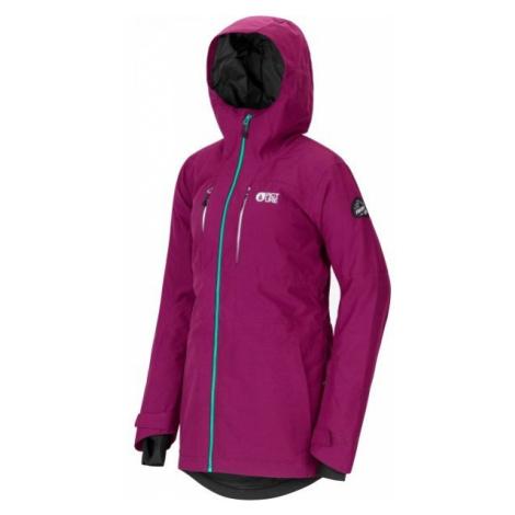 Picture APPLY fialová - Dámská zimní bunda