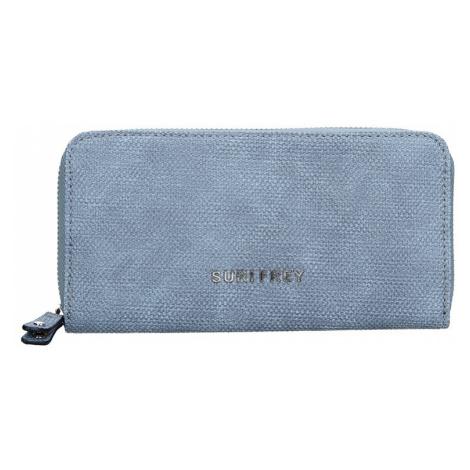 Dámská peněženka Suri Frey Agáta - modrá