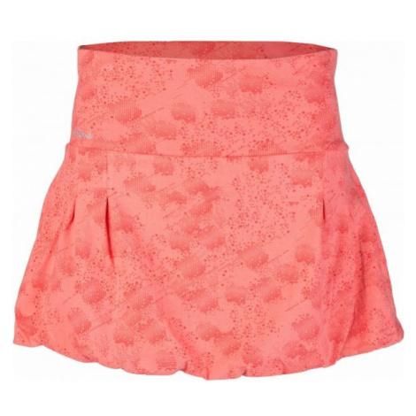 Willard KADY oranžová - Dámská sukně