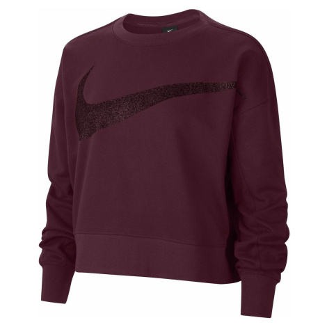 Nike Sparkle Crop Sweatshirt Ladies