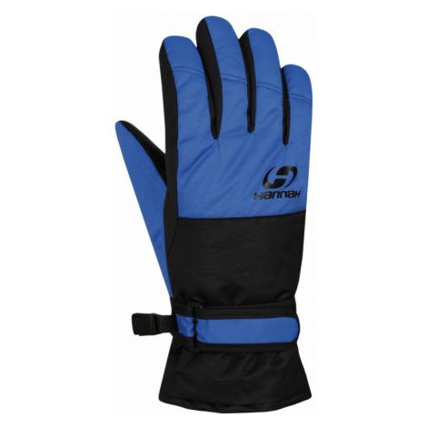 Dětské rukavice HANNAH Mojo Jr. victoria blue/anthracite