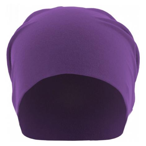 Jersey Beanie - purple Urban Classics