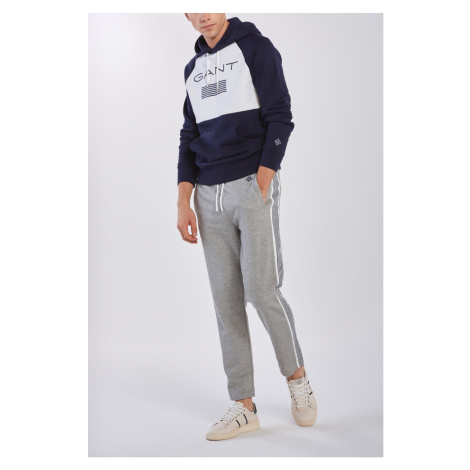 TEPLÁKY GANT D1. GANT STRIPE SWEAT PANTS