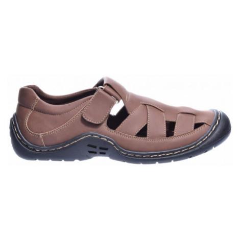 Westport SUNDSTRUPP hnědá - Pánská letní obuv