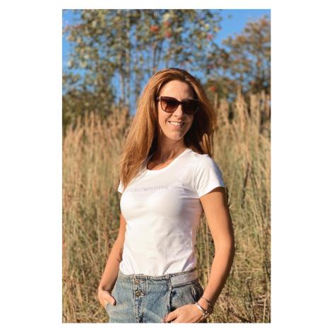 Emporio Armani Underwear Emporio Armani Neo Romantic tričko s krátkým rukávem dámské - bílé