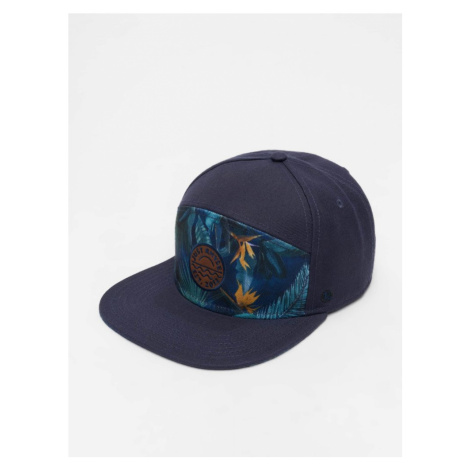 Kšiltovka Just Rhyse / 5 Panel Caps Delray Beach in blue