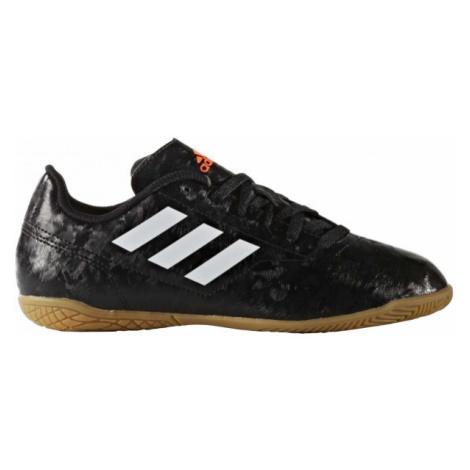 adidas CONQUISTO II IN J černá - Dětská sálová obuv