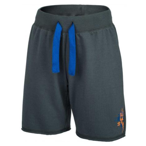 Umbro ARGEO tmavě šedá - Chlapecké šortky
