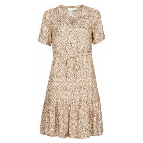 Cream JULIA DRESS ruznobarevne