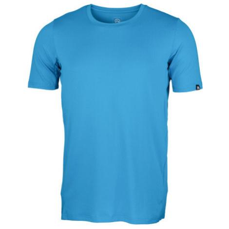 NORTHFINDER DEMYS Pánské funkční triko TR-3539SP281 modrá