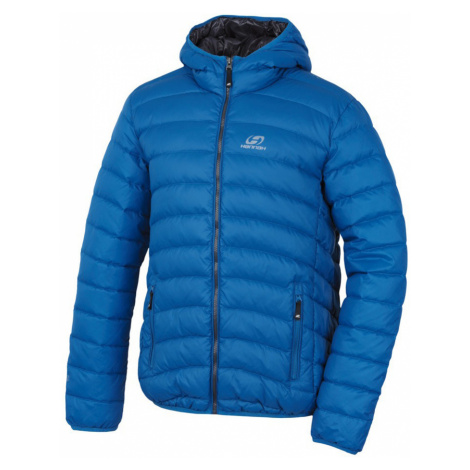 HANNAH TORID Pánská péřová bunda 10000048HHX01 mykonos blue